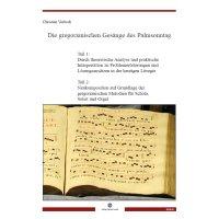 Vorbeck, Christian - Die gregorianischen Gesänge des Palmsonntag