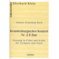 Bach, Johann Sebastian - Brandenburgisches Konzert Nr. 2...