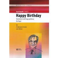 Ruoff, Axel - Happy Birthday