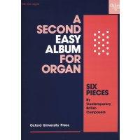A Second Easy Album for Organ