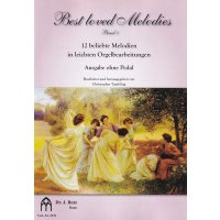 Best loved Melodies Band 1