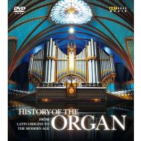 History of the Organ - 4 DVDs