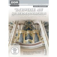 Bachwerke auf Silbermann-Orgeln Vol. 1