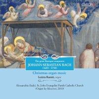 "Bach ""Christmas organ music"""