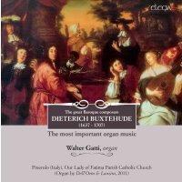 Dieterich Buxtehude - Baroque organ music