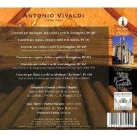 Antonio Vivaldi - Orgelkonzerte