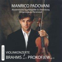 Violinkonzerte von Johannes Brahms und Sergej Prokofiew