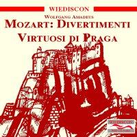 Mozart: Divertimenti für Bläser