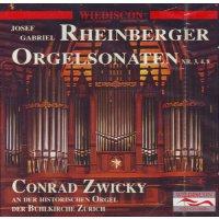 J.G. Rheinberger - Orgelsonaten