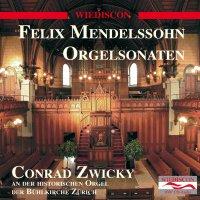 Felix Mendelssohn - Orgelsonaten
