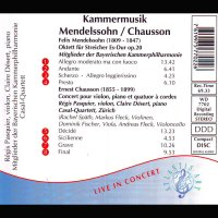 Mendelssohn und Chausson