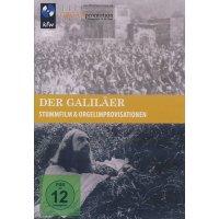 Der Galiläer - Stummfilm und Orgelimprovisation