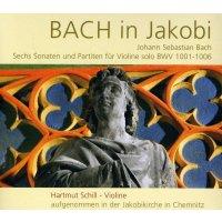 Bach in Jakobi