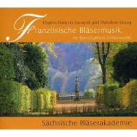 Französische Bläsermusik im Barockgarten...