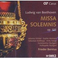 """Beethoven """"Missa Solemnis op. 123"""""""