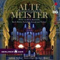 Alte Meister - in Bearbeitung durch Karl Straube