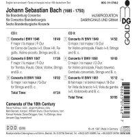 Brandenburgische Konzerte Nr. 1-6