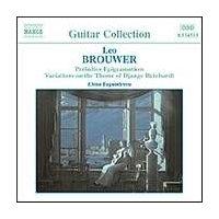 Brouwer - Guitar Music Vol. 2