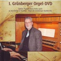 1. Grünberger-Orgel-DVD - Benefiz-Projekt