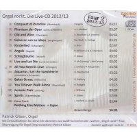 """""""Orgel rockt"""" - die Live-CD 2012/13"""