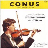 CONUS - Violinkonzert e-moll