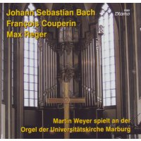 Bach - Couperin - Reger