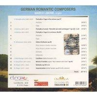 German Romantic Composers