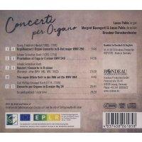 Concerti per Organo