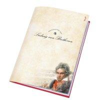 """Briefpapierset """"Ludwig van Beethoven"""""""
