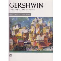 Gershwin, George - Three Preludes for the Piano
