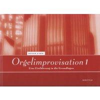 Orgelimprovisation - Band 1