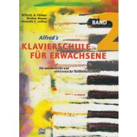 Alfreds Klavierschule für Erwachsene - Band 2