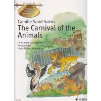 Saint-Saens, Camille - The Carnival of the Animals
