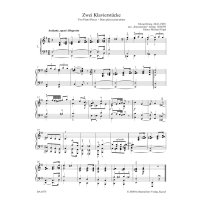 Grieg, Edvard - Leichte Klavierstücke und Tänze