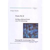 Hantke, Holger - Psalm 90,10