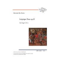 De Zotti, Davide - Leipziger Tanz op. 25