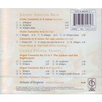 """Händel """"Orgelkonzerte"""" / Bach..."""