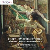 Padre Davide da Bergamo - Organ symphonies vol.1