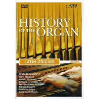 History of the Organ - Vol. 1 - Latin Origins