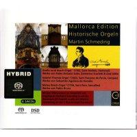 Mallorca Edition - Historische Orgeln