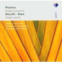 Poulenc - Duruflé - Alain