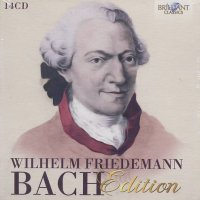 Wilhelm Friedemann Bach Edition - 14 CDs