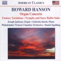 Howard Hanson - Organ Concerto