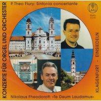 Konzerte für Orgel und Orchester