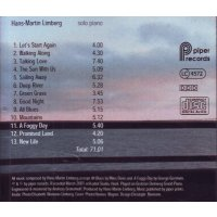 Hans-Martin Limberg - Piano Songs