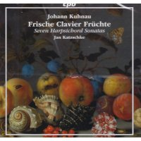 Frische Clavier Früchte