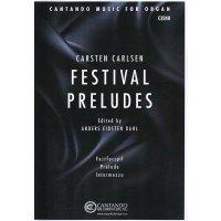 Carlsen, Carsten - Festival Preludes