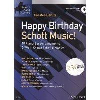 Gerlitz, Carsten - Happy Birthday Schott Music!