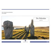 Mendelssohn Bartholdy, Felix - Die Hebriden