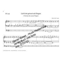 Leibe, Beate - Choralvorspiele Band 4